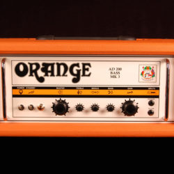 Orange AD200B MK 3 Head