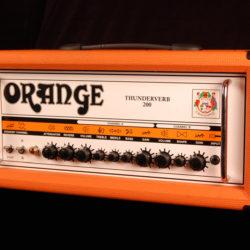 Orange Thunderverb 200 Head 2