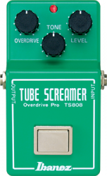 Woodstock # 64 - Ibanez Tube Screamer 808