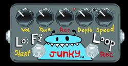 Woodstock # 184 - Z-vex Lo Fi Loop Junky