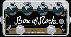 Woodstock # 164 - Z-vex Box Of Rock Vexter