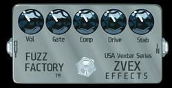 Woodstock # 162 - Z-vex Fuzz Factory USA Vexter