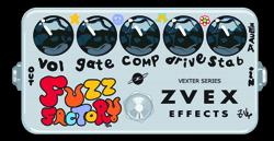 Woodstock # 163 - Z-vex Fuzz Factory Vexter