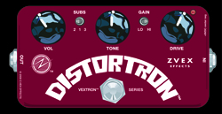 Woodstock # 170 - Z-vex Distortron Vexter