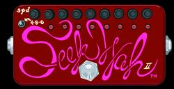 Woodstock # 181 - Z-vex Seek Wah