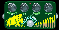 Woodstock # 171 - Z-vex Wolly Mammoth