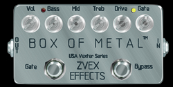 Woodstock # 167 - Z-vex Box Of Metal USA Vexter
