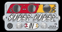 Woodstock # 235 - Z-vex Super Duper Vexter