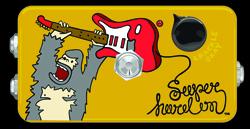 Woodstock # 233 - Z-vex Super Hard On