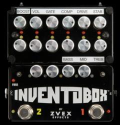 Woodstock # 232 - Z-vex Inventobox