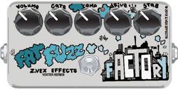 Woodstock # 643 - Z-vex Fat Fuzz Factory Vexter