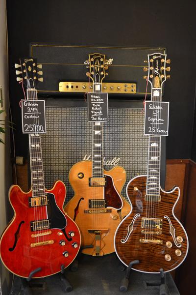 Gibson elektrisk
