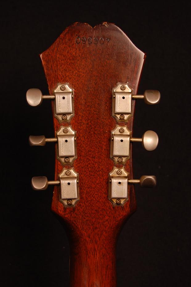 epiphone casino hulkrops elektrisk guitar kirsebær