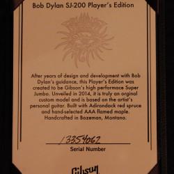 Gibson SJ-200 Bob Dylan