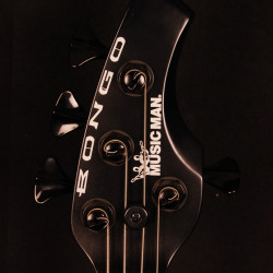 Music Man Bongo Bass