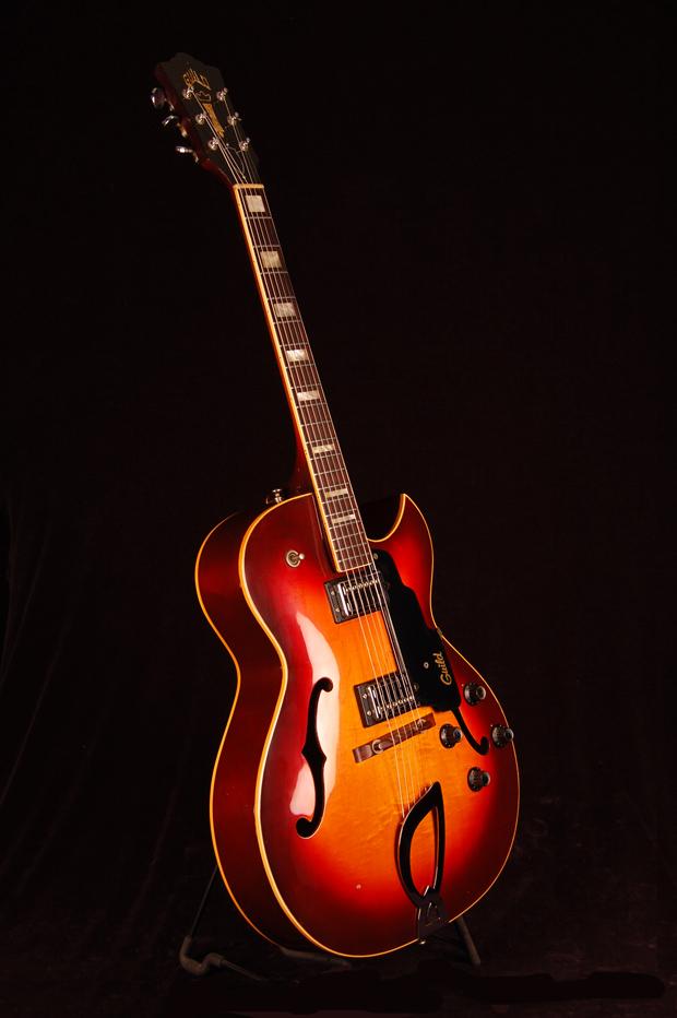 Guild Ce 100d 1967 Woodstock Guitars