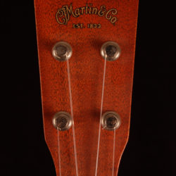 Martin All Mahogany Dovetail Neckjoint