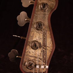 James Trussart Bass