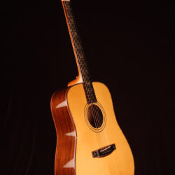 Lakewood D-32 Custom Snakewood