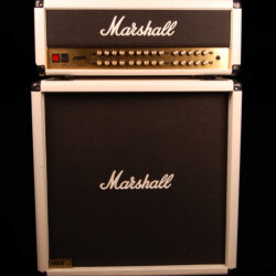 Marshall JVM 410H & 1960B cab with Flightcases