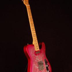 Fender Custom Shop Masterbuilt 1968 Pink Paisley Telecaster Jason Smith
