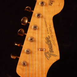 Fender Stratocaster Masterbuilt Jason Smith