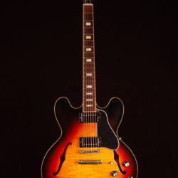 Gibson ES-335 Memphis Figured Antique Sunburst