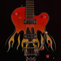 Epiphone Flamekat