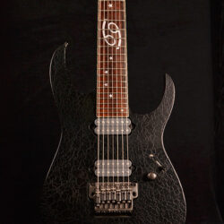 Ibanez APEX20-BK Munky Signature Series 7-String