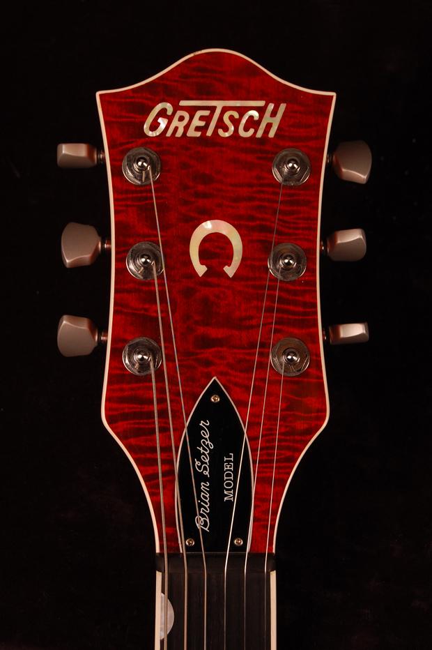 gretsch 6120 brian setzer woodstock guitars. Black Bedroom Furniture Sets. Home Design Ideas