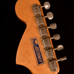Fender Jazzmaster 1967 Candy Apple Red
