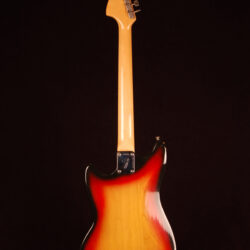 Fender Mustang guitar