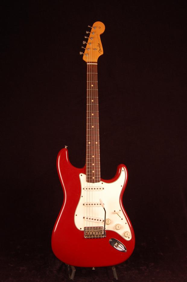 Fender Stratocaster Custom Shop BRUGT