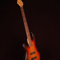 G&L Lynx Bass Lefthand