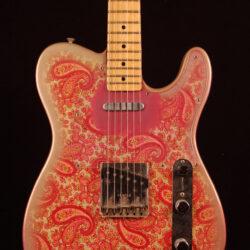 1968 Fender Telecaster Pink Paisley
