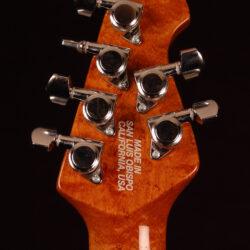Music Man Steve Morse Y2D Flame Dark Lord