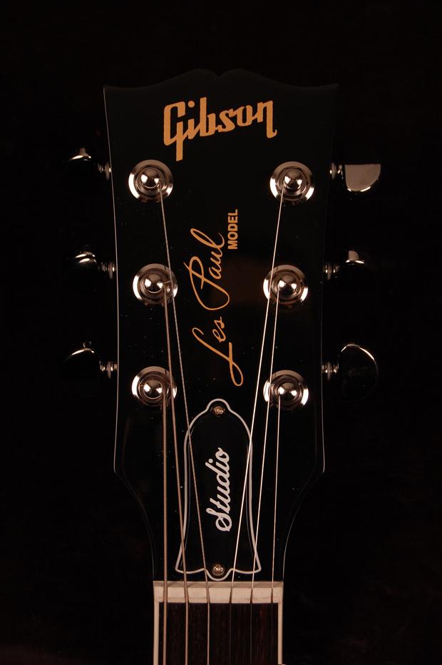 Gibson Les Paul Studio Woodstock Guitars