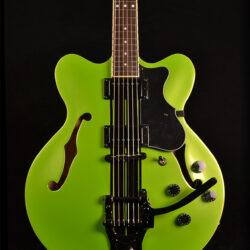 Höfner Verythin Ltd Edition Metallic Green