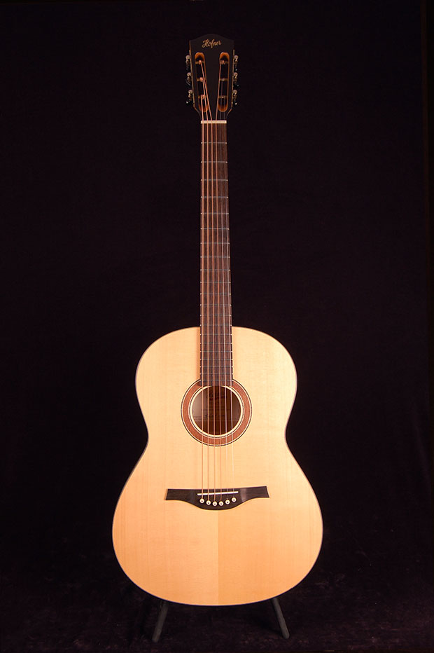 Höfner Acoustic HA-CS7 Classic Steel String