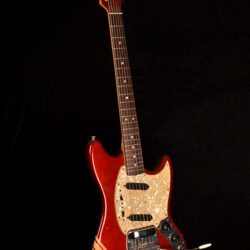 Fender Mustang Competition Red 1969
