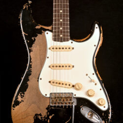 Fender Custom Shop Stratocaster 1960 Masterbuilt John Cruz