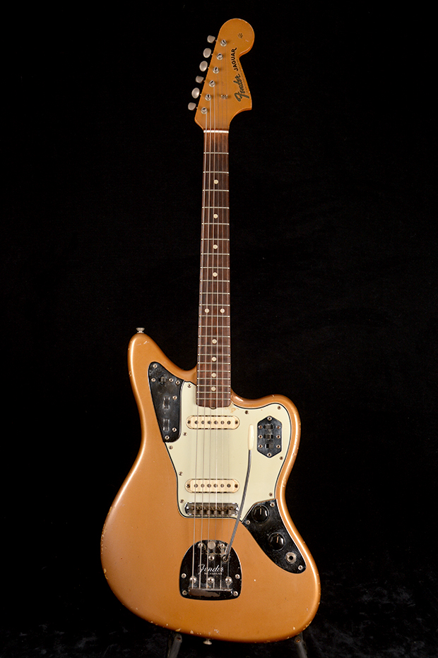 Fender Jaguar 1964 Firemist Gold