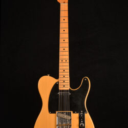 Fender '52 Reissue Telecaster 1982 Butterscotch BlondeFender '52 Reissue Telecaster 1982 Butterscotch Blonde