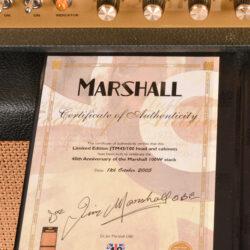 Marshall JTM45_100 Limited Edition Halfstack